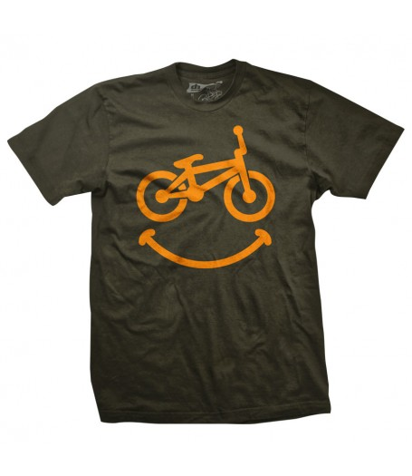 SMILEY BMX MILITARY GREEN