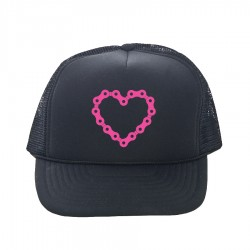 CHAINHEART trucker hat