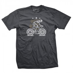 FUEGO heavy metal grey T-Shirt
