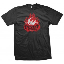 PIVOT CYCLES - Fireball shirt