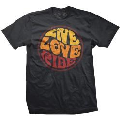 LIVE LOVE RIDE - Graphite Black