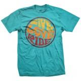 LIVE LOVE RIDE - Tahiti Blue