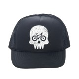 NUMBSKULL MTB trucker hat