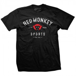 Red Monkey Sports RIDE MORE mens shirt