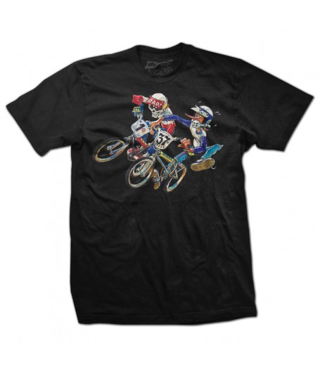 Radical Rick Holeshot black