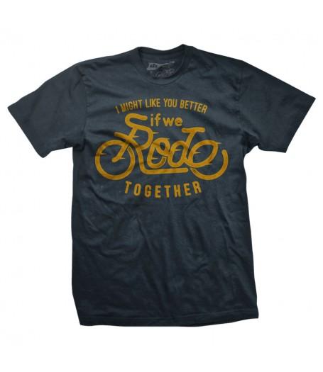RODE TOGETHER - Indigo