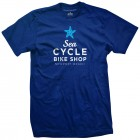 Sea Cycle Royal Blue