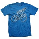 BONESHAKER Blue T-Shirt