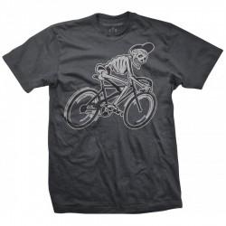 BONESHAKER Grey T-Shirt