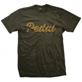 PEDAL - Olive Green