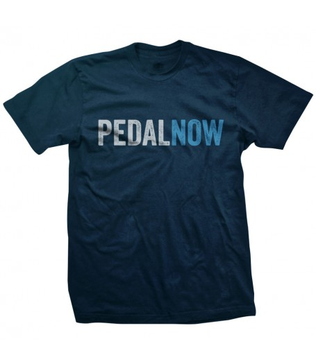 PEDAL NOW Men's T-Shirt