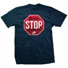 Never Stop Pedaling T-Shirt