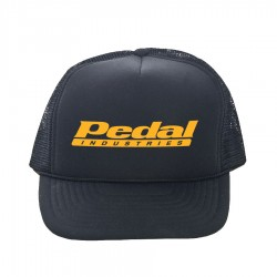 PEDAL INDUSTRIES trucker hat