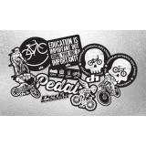 DHDWEAR STICKER PACK
